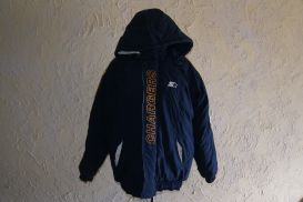 starter chargers jacket