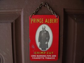 prince albert in a can!