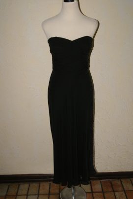 silk lauren dress