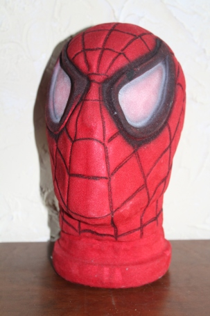 Spiderman bank (1)