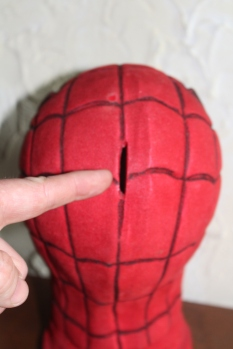 Spiderman bank (2)
