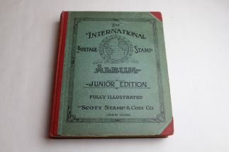 stamp book (0)